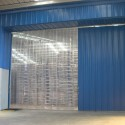 Rideau de lanières de PVC souple standard